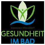 Gesundheit im Bad Logo
