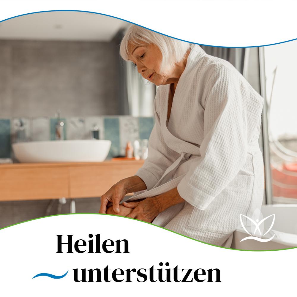 Im Alter kann ein Badezimmer die Gesundheit aktiv unterstützen